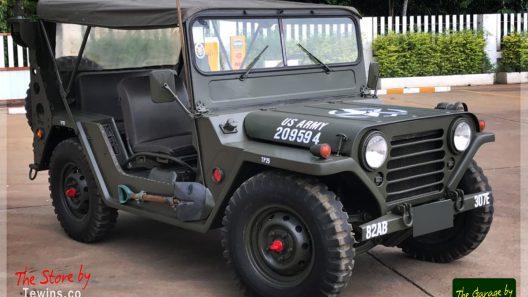 ขายรถ JEEP M151