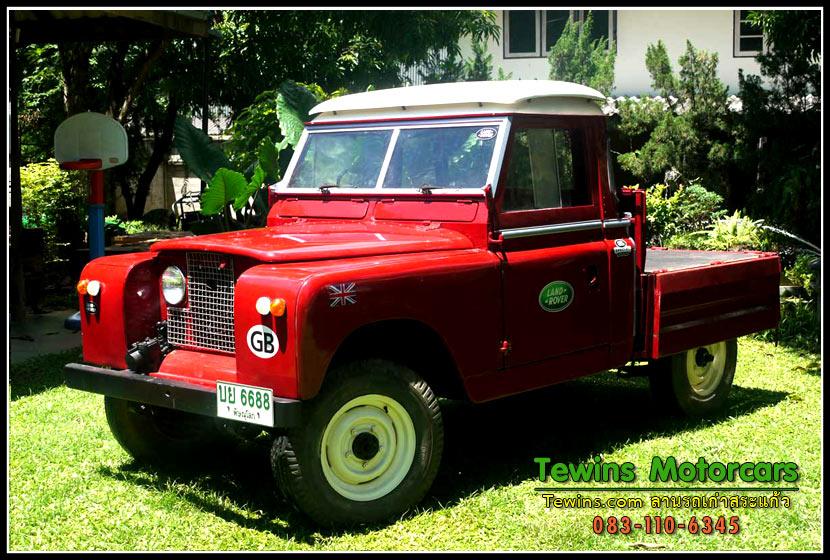 Jeep Willys M38 ดีเซล พร้อมโอน