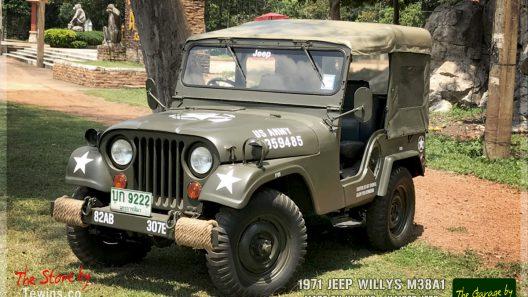 ขายรถ JEEP WILLYS M38A1