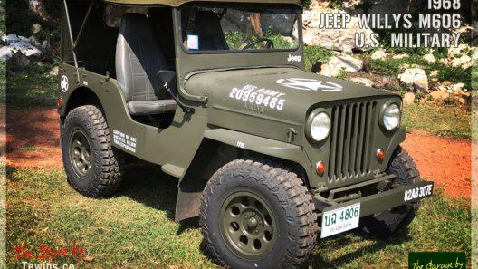ขายรถ JEEP WILLYS M606